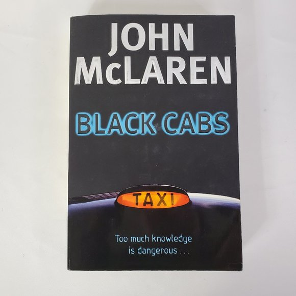 FREE with Purchase Black Cabs by John McLaren